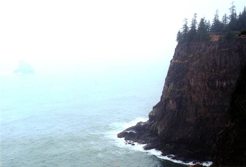 Oregon Coast 2000: Coastline