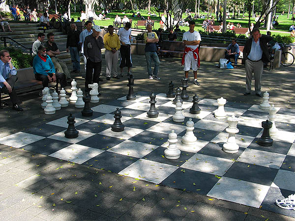 Australia 2004: Hyde Park Chess 02