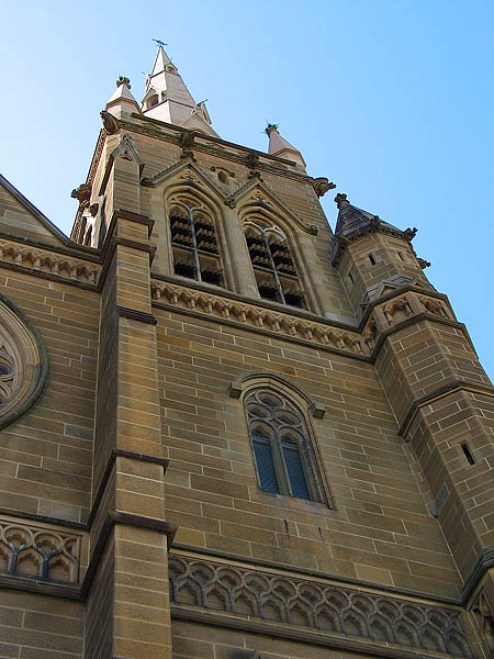 Australia 2004: St Mary Cathedral 02