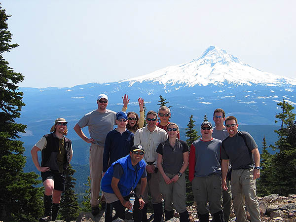 Mt Defiance 2004: BCEP 20 Group