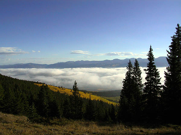 Mt Elbert 2001: Leadville