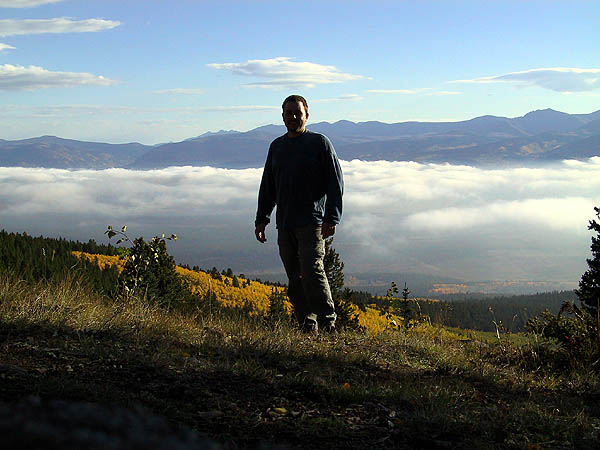 Mt Elbert 2001: Curtis