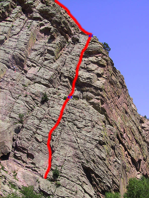 Eldorado Canyon: Recon (Marked)