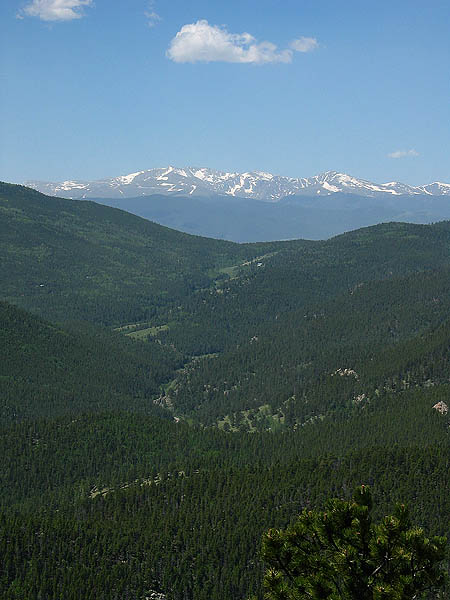 Golden Gate Canyon 2005: Mt Evans 02