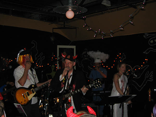 Halloween 2005: The Shasmatics
