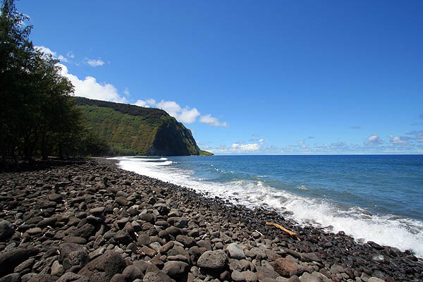 Hawaii 2006: Waipio Valley Shoreline