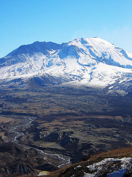 Mt. St. Helens 2005: The Mountain 06