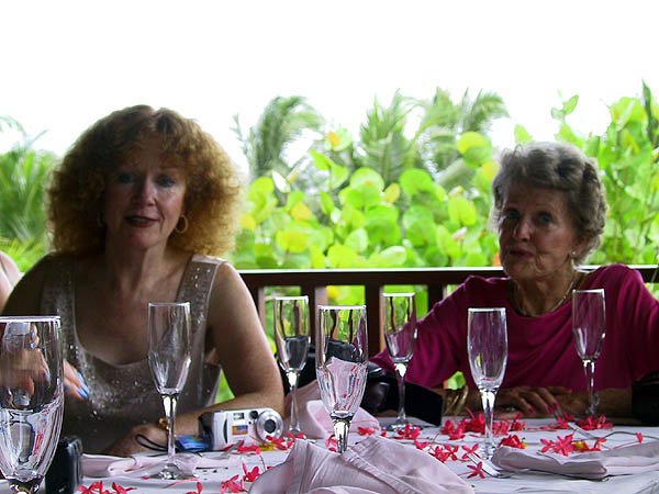 Jamaica 2002: Ann and Joy