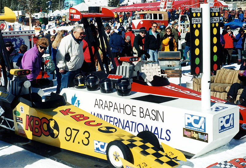 KBCO 2001: Dragsters Again