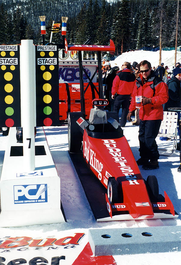 KBCO 2001: Dragsters Once More