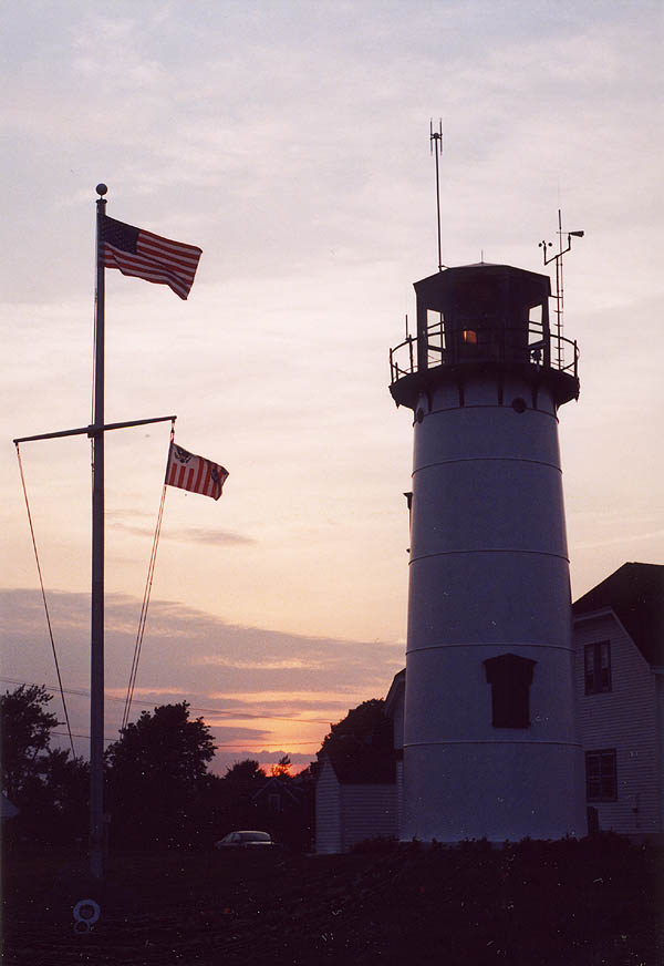 Massachusetts 2001: Chatham Lighthouse 04