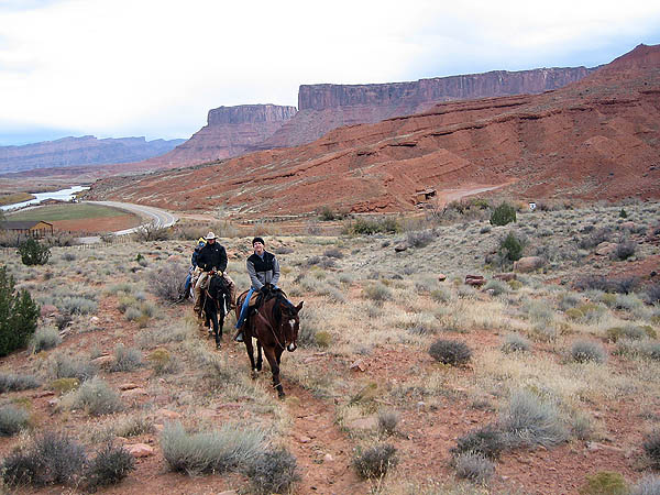 Moab 2005: Trailride