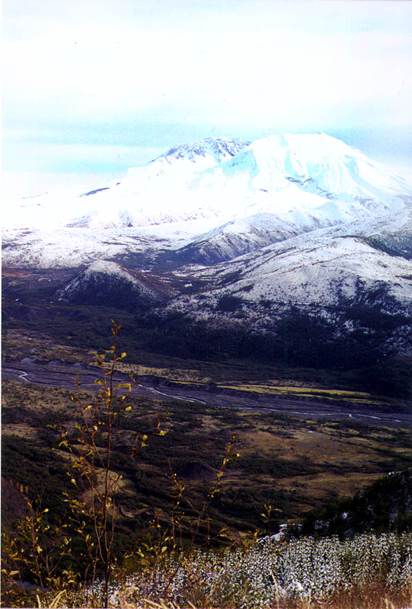 Mt St Helens: The Mountain 04