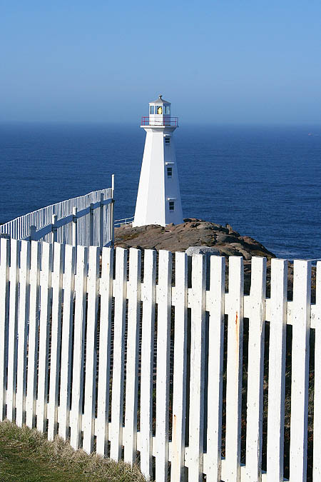 Newfoundland 2005: Cape Spear Lighthouse 04