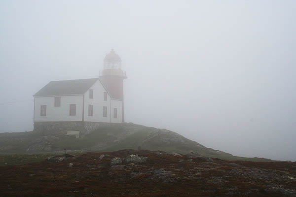 Newfoundland 2005: Ferryland Lighthouse