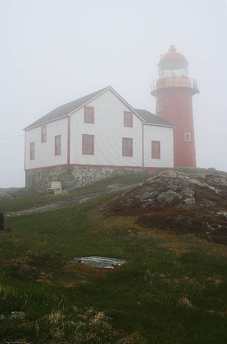 Newfoundland 2005: Ferryland Lighthouse 02