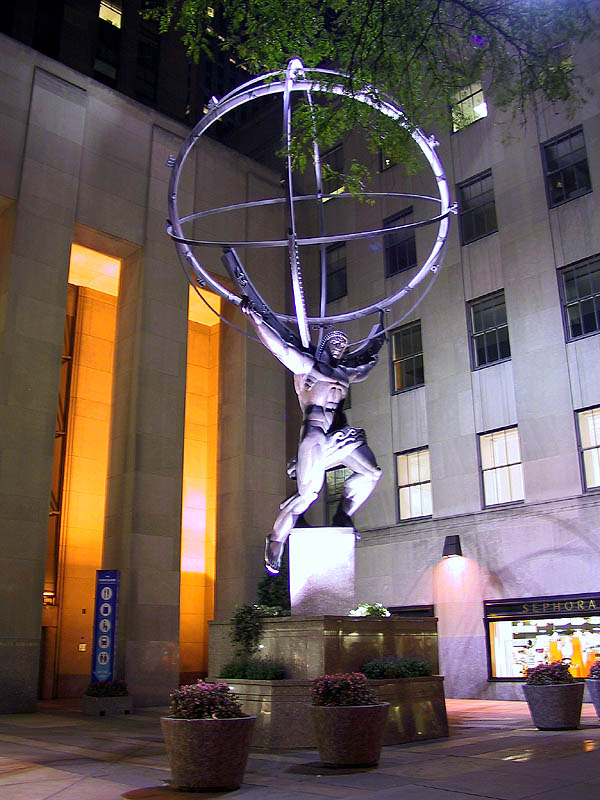 NYC 2002: Atlas