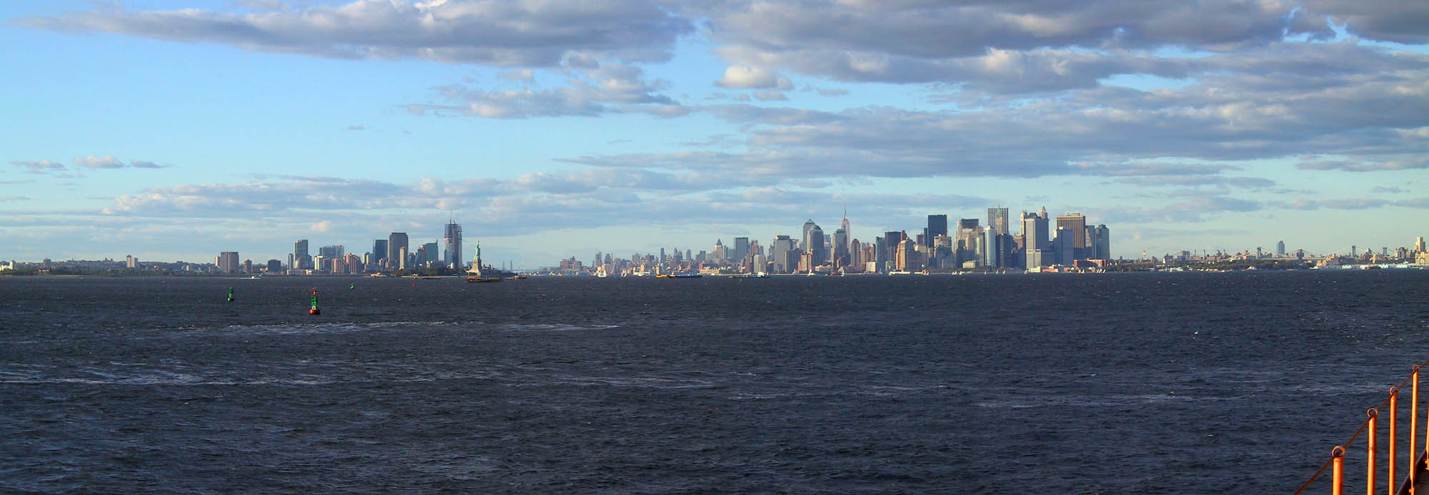 NYC 2002: City Panoramic