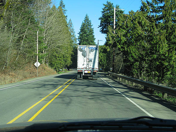 Oregon Coast 2005: Tillamook Truck