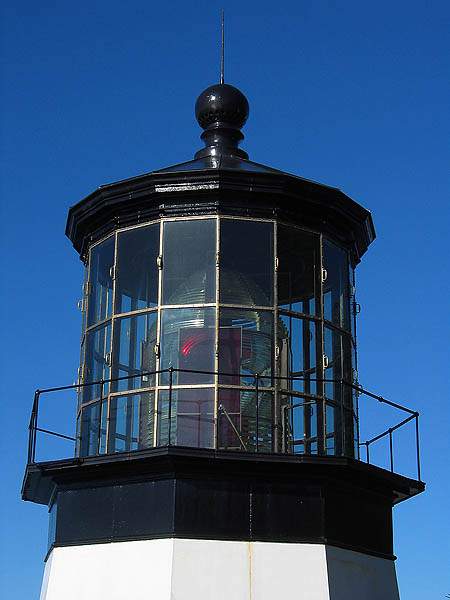 Oregon Coast 2005: Cape Mears Lighthouse 05