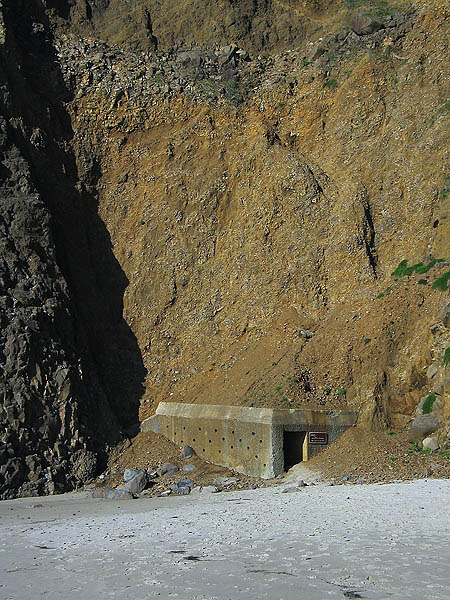 Oregon Coast 2005: Tunnel Entrance