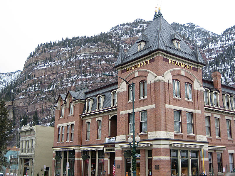 Ouray 2007: Beaumont Hotel