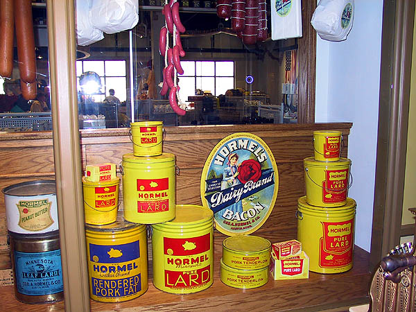 Spam Museum: Hormel Products