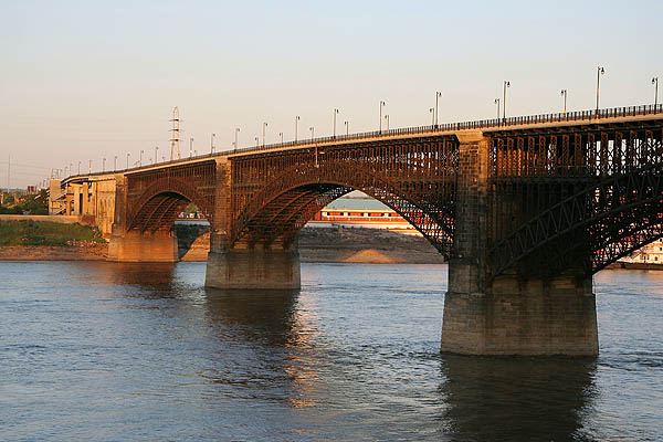 St Louis 2006: Eads Bridge 02