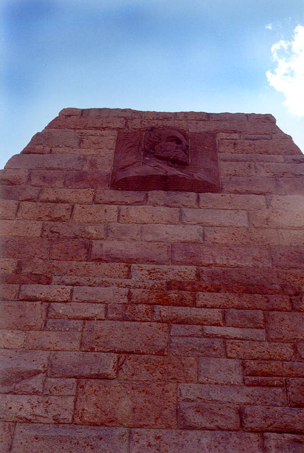 Vedauwoo May 2000: Ames Monument Relief