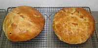 Loaves of Potato Rosemary